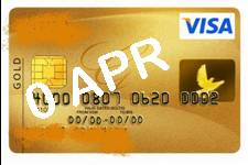 0 apr credit card offer