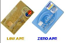 Zero APR Credit Cards